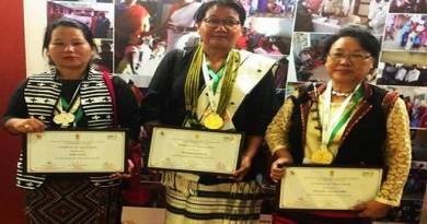 "Arunachal gets three ""National Poshan Awards 2018"""