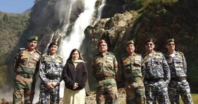 Arunachal: Naval Chief Visits Tawang