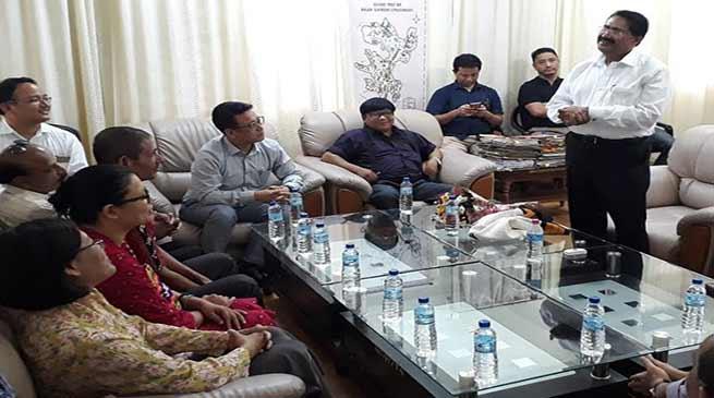 Arunachal: RGU gets full-time Vice-Chancellor