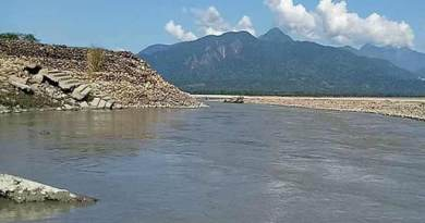 Arunachal: Administration cautions people not to go to Siang river bank