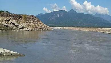 Photo of Arunachal: Administration cautions people not to go to Siang river bank