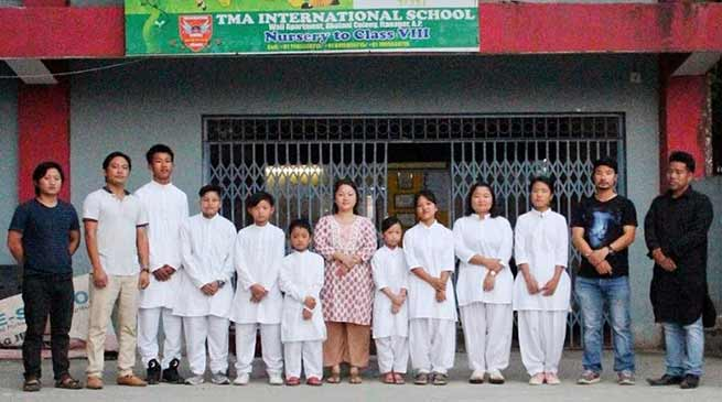 TMA International School to participate regional meet onNational group song and patriotic songs competition.
