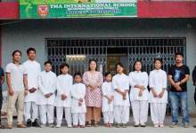 Photo of TMA International School to participate regional meet on National group song and patriotic songs competition.