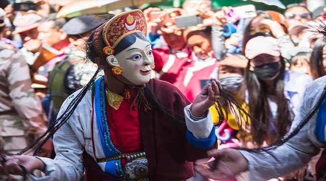 Arunachal: Tawang festival- 2018, Day 2