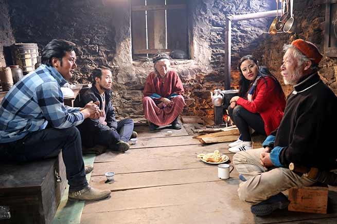 A mysterious tale : manju borah's 'bishkanyar deshot'