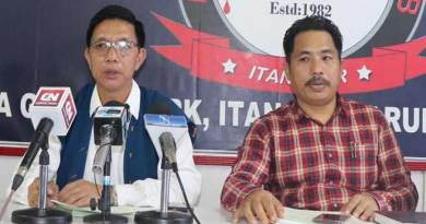 Itanagar:  CoSAAP announces pen & tools down strike from October 11