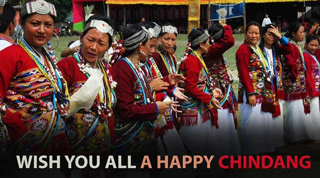 Arunachal Governor, CM extends Chindang festival greetings to Sajolang Community