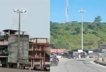 Photo of Itanagar: Who will take care of High Mast Light poles…?