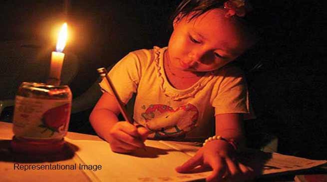 Arunachal: Irregular power supply hits life in Sagalee
