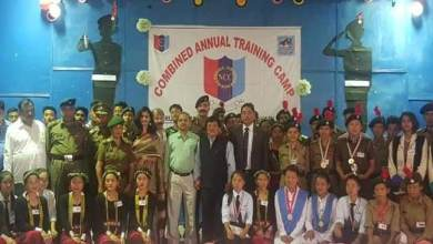 Photo of Arunachal: Ten day CATC of NCC camp concludes