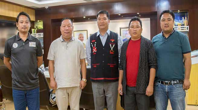 Arunachal will host sub-junior (boys) National Football Championship