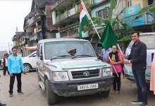 Arunachal: Year's long sadbhavana yatra to spread Gandhi's ideologies