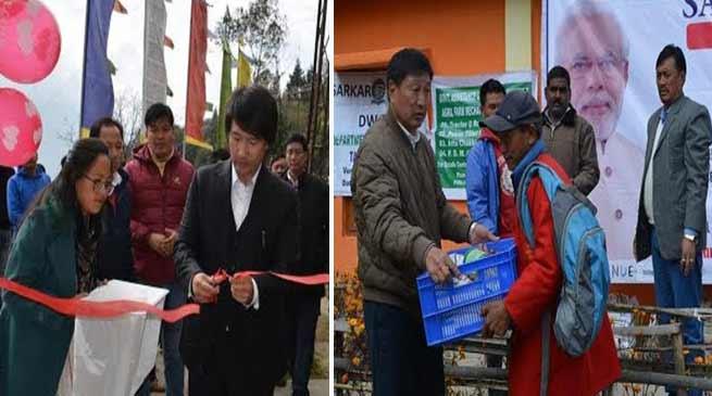 Arunachal: Jambey Tashi inaugurates 13th round of 'Sarkar Aaapke dwar'
