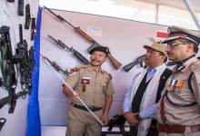 Arunachal CM attends 46th Raising Day of Arunachal Pradesh Police