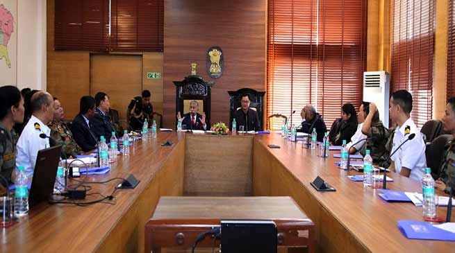 Itanagar: Governor launches 'Pay Back to Society Group' mission