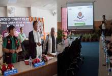 Photo of CM Khandu launches the 'Arunachal Tourist Police' and 'Arunachal Suraksha App'
