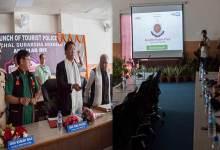 CM Khandu launches the 'Arunachal Tourist Police' and 'Arunachal Suraksha App'