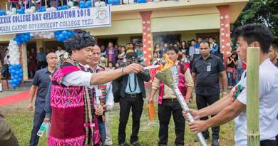Arunachal: Khandu attends Annual Day Celebration of IGGC, Tezu