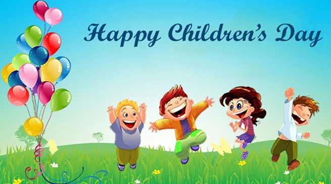Arunachal Governor, CM convey Children's Day greetings