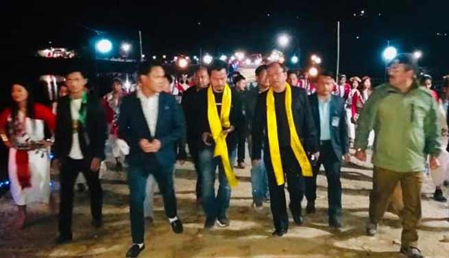 Arunachal: Doimukh Festival show case our rich culture and tradition -Techi Kaso