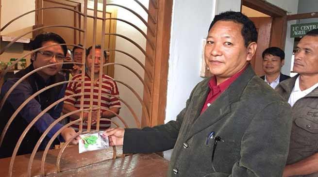 Arunachal: Farmers Felicitation Centre opened at Yupia