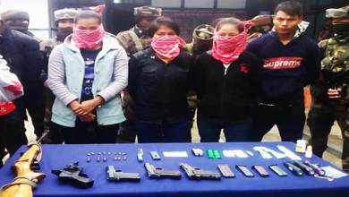 Photo of Arunachal: Five NDFB(s) Cadres apprehended in Jairampur