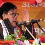 I am the man behind the formation of BJP Govt in Arunachal- Kumar Waii