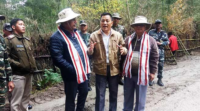 Arunachal: Local leaders, MLA fails to expedite TAH issue- Nani Ribia