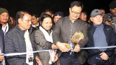 Photo of Arunachal: Rijiju inaugurates Papum Poma River Festival-2018