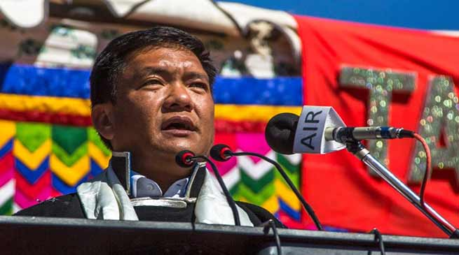 Arunachal farmers would get huge market, if Armed forces buy locally- Pema Khandu