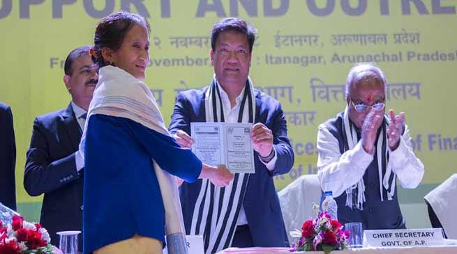 Arunachal: Govt setups initiatives to support SME-Khandu