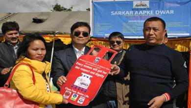 Photo of Arunachal: 'Sarkar Aapke Dwar' reaches Sangey in West Kameng
