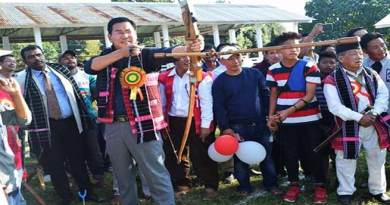 Arunachal: 'State Level Indigenous Sports & Games Meet, 2018' declared open
