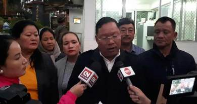 Arunachal Governor assured APCC to look into the APPSCCE matter- Takam Sanjoy