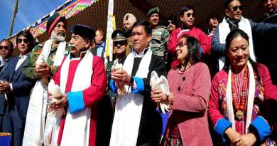 Arunachal Governor inaugurates Tawang Maitree Diwas