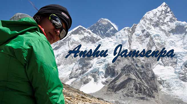 Arunachal: Anshu Jamsenpa among top 50 most influential Indian women- India Today