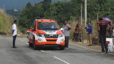 Photo of Itanagar:Gaurav Gill bags laurel at the opening day of Rally of Arunachal