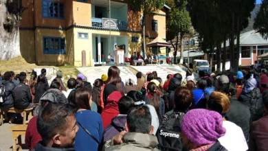 Photo of Arunachal: Students, teachers and parents meet held at Bomdila GHS School