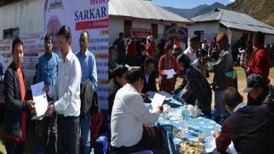 Photo of Arunachal: Sarkar Aapke Dwar reaches Muktur in Tawang dist