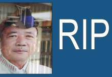 Photo of Arunachal Pradesh Legislative Assembly Jt. Secretary Bengia Chapo passes away