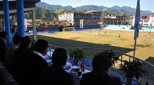 Itanagar: No dearth of sports talents in Arunachal- Chowna Mein