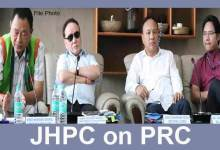 Photo of Arunachal govt clarifies it's stand on PRC issue