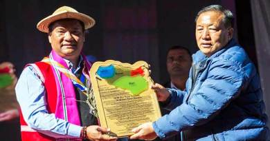 Arunachal; Khandu inaugurates new Lepa Rada district