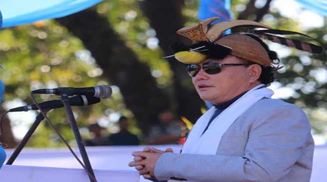 Arunachal: Khandu Govt needs to come back for state development- Nabam Rebia
