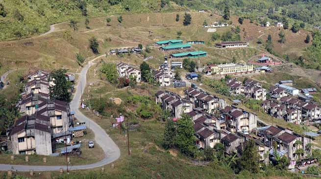 Itanagar: IRBn colony in Jully facing acute water supply problem