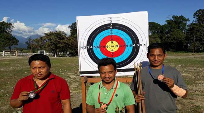 Arunachal: Army organises Traditional Archery Competition at Pasighat