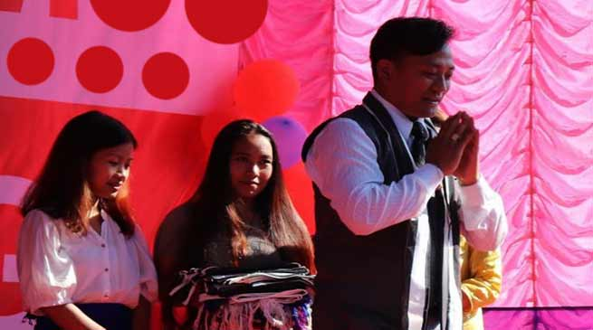 Itanagar: I will try my best to provide a L&O problem free capital- Yumlam Achung