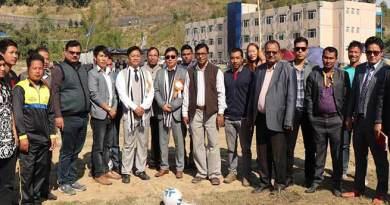 Arunachal: Annual Sports meet of Himalayan University held