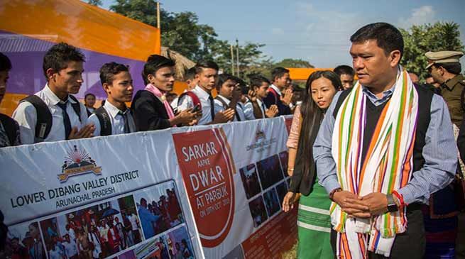 Khandu launches second phase of Arunachal Rising campaign