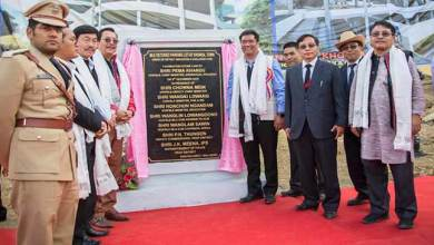 Photo of Arunachal Rising: Khandu reaches Khonsa, lays foundation stone of Multistory Parking